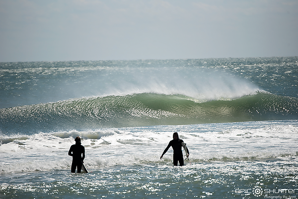 March 22, 2019, Waves, Cape Hatteras National Seashore, Buxton, Surfing, North Carolina, Outer Banks Photographer, Surf Photographer, Waves, Barrels, Surfing, Surf, Pat O'Neal, Wolfgang Blackwood