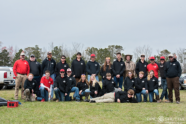 March 24, 2018, Target Shooting Tournament, District Competition, Eastern 4H Center, Columbia, North Carolina, Hatteras Island Target Shooting Team, Growing Up Island, Epic Shutter Photography