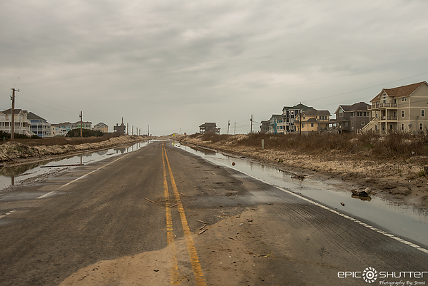 March 6, 2018, Winter Storm Riley's Destruction, Rodanthe, North Carolina, Epic Shutter Photography, Outer Banks Photographers, Hatteras Island Photographers, Documentary Photographers, Cape Hatteras National Seashore, OBX