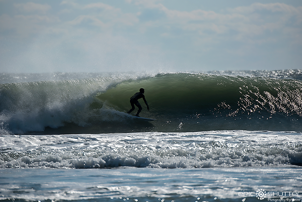 March 9, 2018, Surfing, Cape Hatteras Lighthouse, Buxton, North Carolina, Epic Shutter Photography, Outer Banks Photographers, Hatteras Island Photographers, Surfers, Swell, Waves