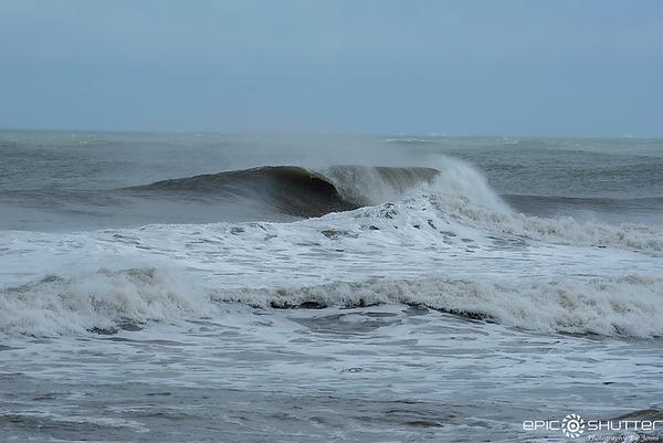 May 18, 2020 Tropical Storm Arthur, Waves