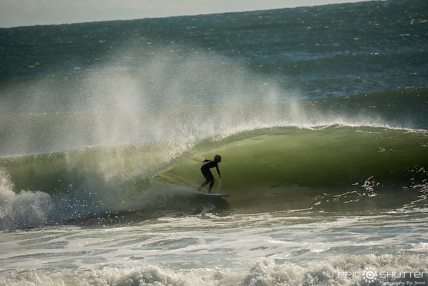 October 28, 2018, Surfing, Cape Hatteras National Seashore, Buxton, North Carolina, Outer Banks Documentary Photographer, OBX Surfing, Surf Photography, Surfers, Surfing, Waves, Barrels, Epic Shutter Photography