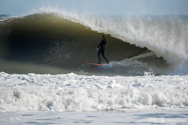 October 30, 2017, Surfing, Cape Hatteras Motels, Cape Hatteras National Seashore, Surfers, Waves, Swell, Buxton, North Carolina, Surfing Photography, Epic Shutter Photography