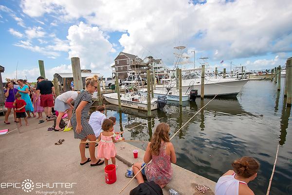 September 17, 2016, Celebration of Hatteras Island Waterman,The Day at The Docks, Hatteras Village, Hatteras Harbor Marina, Hatteras Island, North Carolina, Epic Shutter Photography