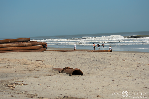 September 20, 2017, One day post Hurricane Jose, Buxton, Hatteras Island, North Carolina, Surfing Photography, Surfers, Cape Hatteras National Seashore, Epic Shutter Photography