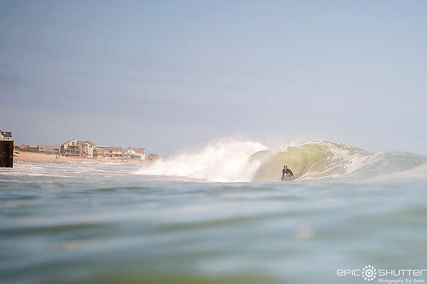 September 22, 2018, Surfing, First day of Fall, Buxton, North Carolina, Cape Hatteras National Seashore, Outer Banks Photographer, OBX, Swell, Waves, Barrels, Epic Shutter Photography, AquaTech Imaging Solutions, Hatteras Island Photographer, Surf Photogr