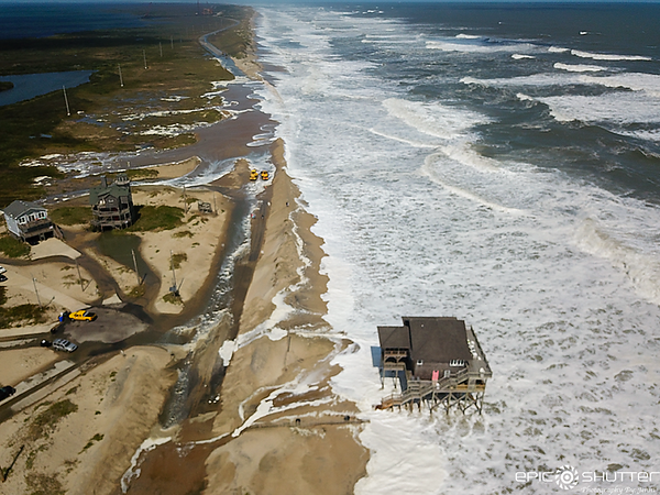 Epic Island Documentary Photography, Weather, Fishing, Surfing,  Cape Hatteras National Seashore
