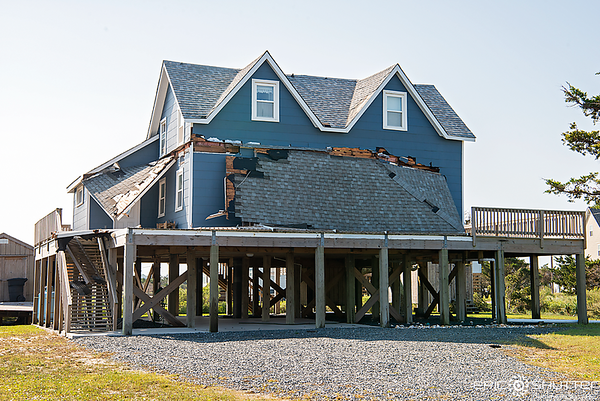September 6, 2019 and September 7, 2019, Hurricane Dorian,  Aftermath of Hurricane Dorian, Cape Hatteras National Seashore, Avon, North Carolina, Epic Shutter Photography, Outer Banks Documentary Photographer, Cape Hatteras Photographers, Hatteras Island,
