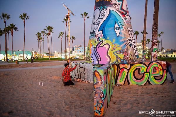 Venice Beach, California, RAW Venice, Venice Skate Park