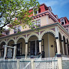 Cape May New Jersey Peninsula Victorian Architecture Photo