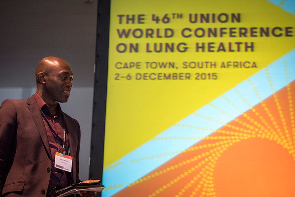 """A New Agenda: Lung Health Beyond 2015""; The 46th Union World Conference on Lung Disease, Cape Town, South Africa."