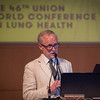 """""""A New Agenda: Lung Health Beyond 2015""""; The 46th Union World Conference on Lung Disease, Cape Town, South Africa."""