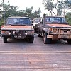 Both rigs from same family in NSW