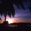 Sunset at Bamaga.