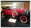 LaSalle Convertible - red