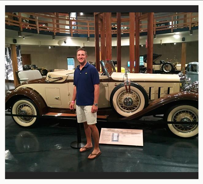 1930 Cadillac Convertible Coupe