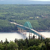 Seal Island bridge, Great Bras D'Or.