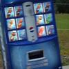 Roadside vending machine: Pepsi on the go.