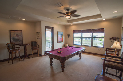 2nd Floor Game Room