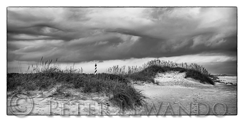 Stormy Light Cape Hatteras