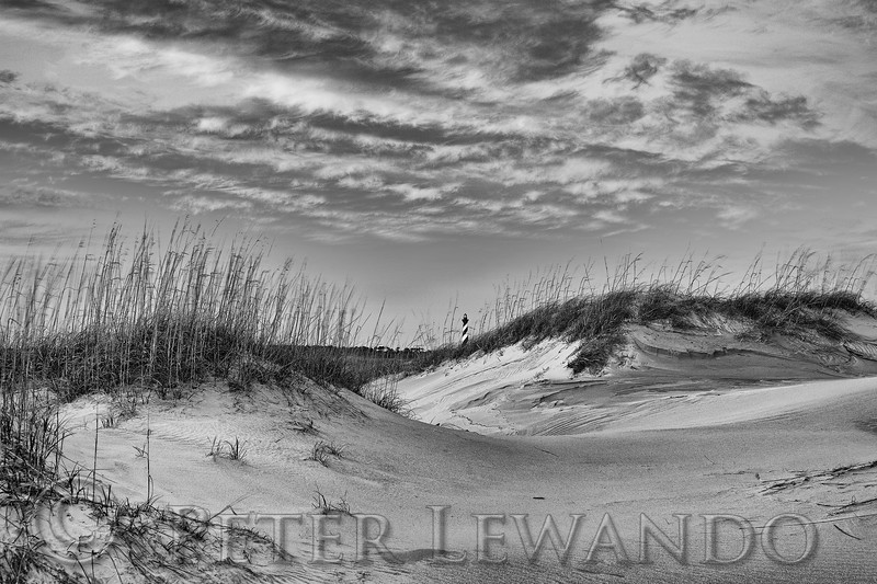 Hidden Light Cape Hatteras