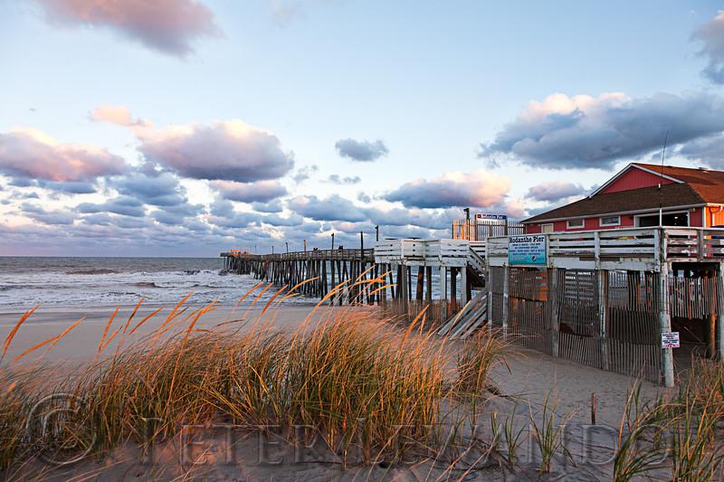 Rodanthe Pier Twilight