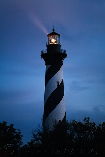 Cape Hatteras Night Light