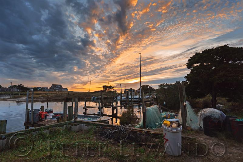 Kinnakeet Harbor Fishing