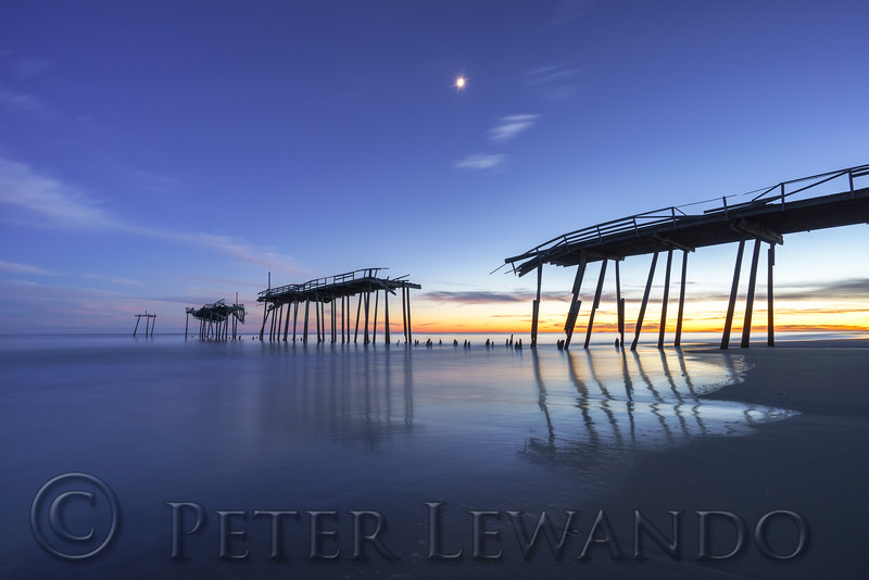 Frisco Pier Twilight