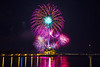Manteo Roanoke Light Fireworks