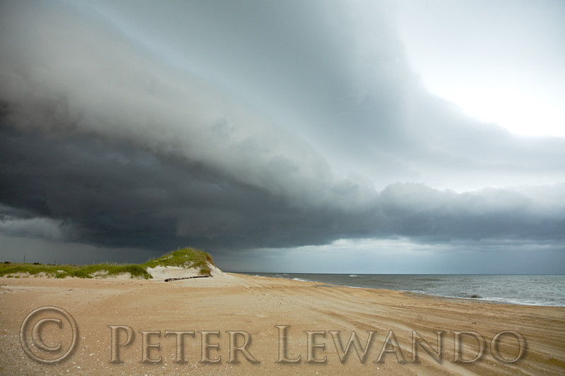 Salvo Thunderhead<br /> Cape Hatteras National Sea Shore