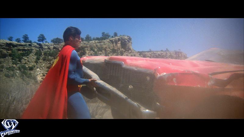 Saving Lois Lane