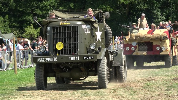 Capel Military Vehicle Show 2017 - Movies