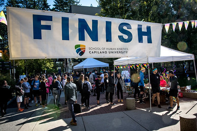 Capilano University Run/Walk Back to 1968. Photos By: Scott Robarts