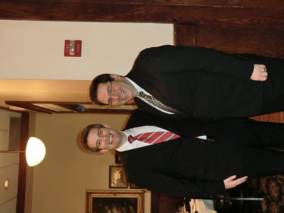 National Association President, David Torchinsky with Capital Area Chapter President, Eric Rollinger.