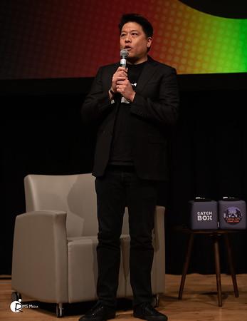 Garrett Wang    Capital City Comic Con   Victoria BC