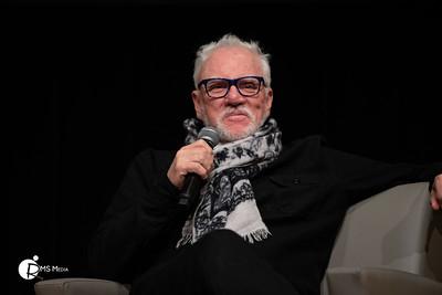Malcolm McDowell | Capital City Comic Con | Victoria BC