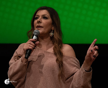 Marina Sirtis | Capital City Comic Con | Victoria BC