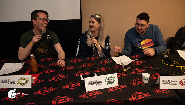 The Zones's Geek-Out Podcast | Capital City Comic Con | Victoria BC