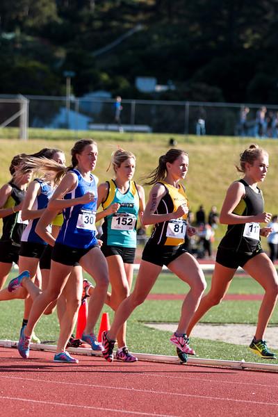 Womens 3000m Championships