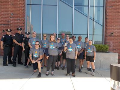 Capital District Law Enforcement Torch Runs