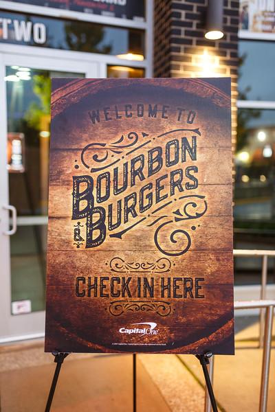 Bourbon + Burgers 2017