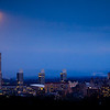 Lunar Eclipse Over Albany