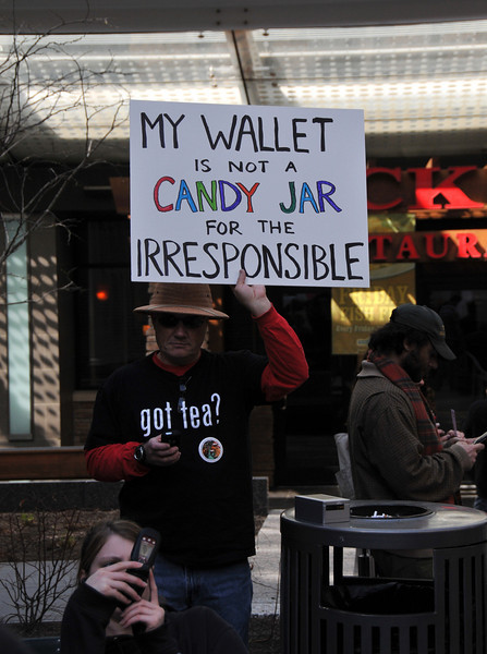 Cincinnati Tea Party Tax Protests 2009