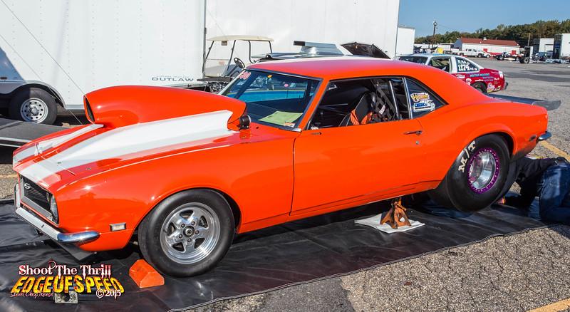Capitol Warriors /Mickey Thompson 10.5/Nostalgia Funny Cars  10 -17-2015
