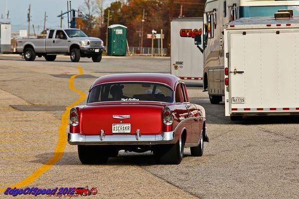 Capitol Nostalgia Race and Car Show 2012