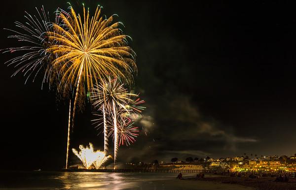 Monte Foundation Fireworks 2018