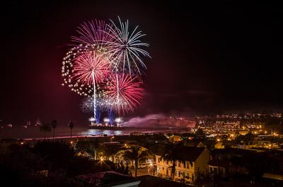 Monte Foundation Fireworks Extravaganza 2017