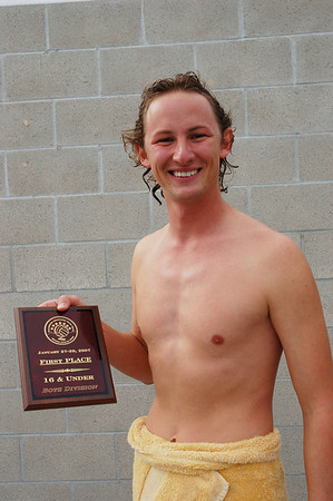 2007 CVHS Water Polo