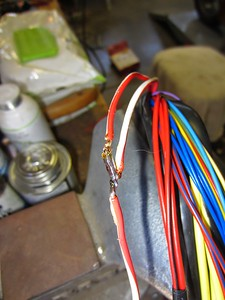 & soldered